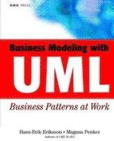 bokomslag Business Modeling with UML: Business Patterns at Work