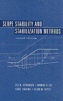 bokomslag Slope Stability and Stabilization Methods