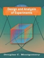 bokomslag Design and Analysis of Experiments, 6th Edition