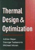 bokomslag Thermal Design and Optimization