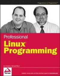 bokomslag Professional Linux Programming