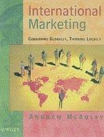 bokomslag International Marketing: Consuming Globally, Thinking Locally