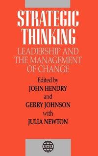 bokomslag Strategic Thinking