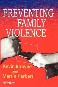 bokomslag Preventing Family Violence