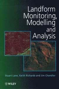 bokomslag Landform Monitoring, Modelling and Analysis
