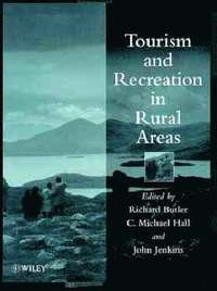 bokomslag Tourism and Recreation in Rural Areas