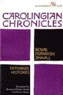 bokomslag Carolingian Chronicles
