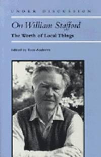bokomslag On William Stafford