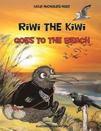 bokomslag Riwi the Kiwi Goes to the Beach