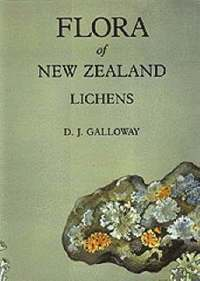 bokomslag Flora of New Zealand