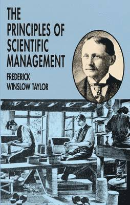 bokomslag Principles of scientific management