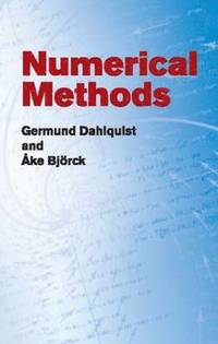 bokomslag Numerical Methods