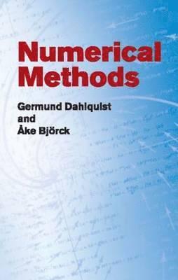 bokomslag Numerical Methods