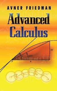 bokomslag Advanced Calculus