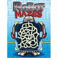 bokomslag Robot Mazes