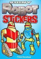bokomslag Shiny Robot Stickers
