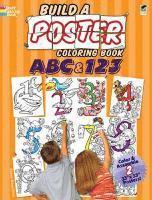 bokomslag Build a Poster - ABC &; 123