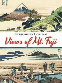 bokomslag Views of Mt. Fuji
