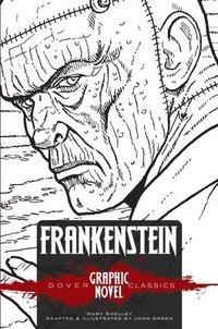 bokomslag FRANKENSTEIN (Dover Graphic Novel Classics)
