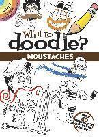 bokomslag What to Doodle? Moustaches