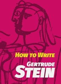 bokomslag How to Write