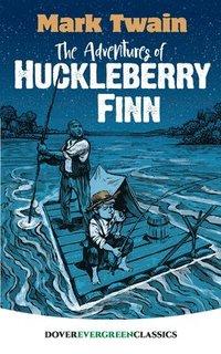 bokomslag The Adventures of Huckleberry Finn