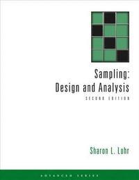 bokomslag Sampling: Design and Analysis
