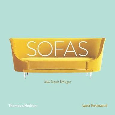 bokomslag Sofas: 340 Iconic Designs
