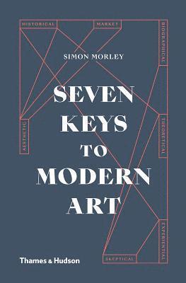 bokomslag Seven Keys to Modern Art