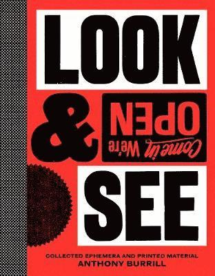 Anthony Burrill: Look & See 1