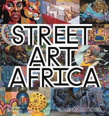 bokomslag Street Art Africa