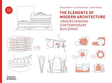 bokomslag The Elements of Modern Architecture: Understanding Contemporary Buildings