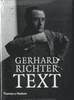 bokomslag Gerhard Richter - Text