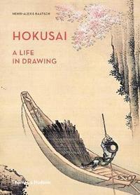 bokomslag Hokusai: A Life in Drawing