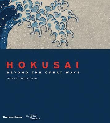 bokomslag Hokusai: beyond the Great Wave