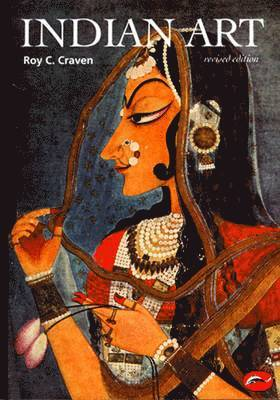 bokomslag Indian Art: A Concise History