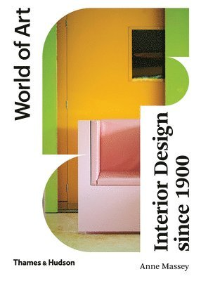 bokomslag Interior Design Since 1900