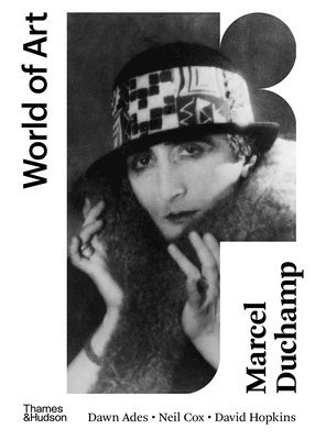 bokomslag Marcel Duchamp
