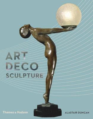 bokomslag Art deco sculpture