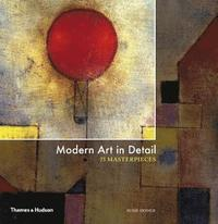 bokomslag Modern Art in Detail: 75 Masterpieces