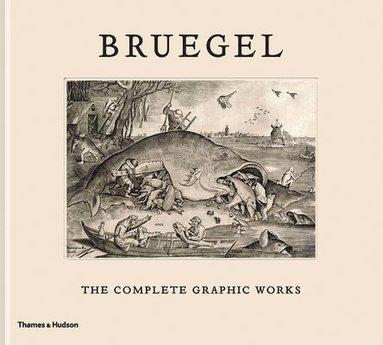 bokomslag Bruegel: The Complete Graphic Works