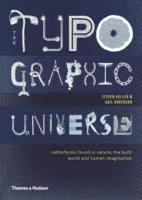 """Typographic universe - """"letterforms found in nature, the built world and hu"""