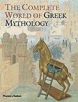 bokomslag Complete world of greek mythology