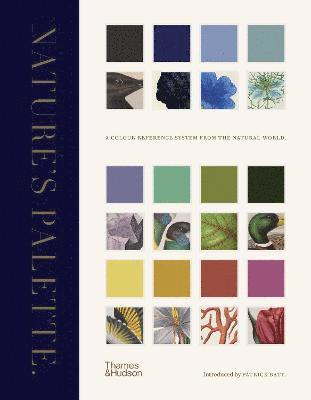 bokomslag Nature's Palette: A colour reference system from the natural world