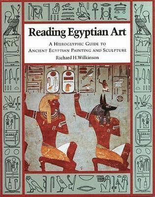 bokomslag Reading Egyptian Art