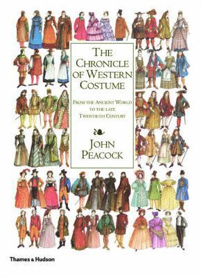bokomslag The Chronicle of Western Costume: From the Ancient World to the Late Twentieth Century