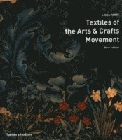 bokomslag Textiles of the Arts & Crafts Movement