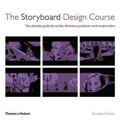 bokomslag The Storyboard Design Course