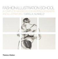 bokomslag Fashion Illustration School