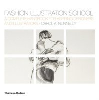 bokomslag Fashion illustration school: complete handbook